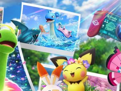 New Pokémon Snap release date revealed to be April 30