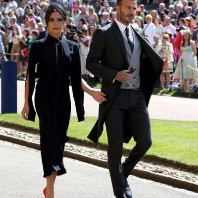 David Beckham's Net Worth Is The Same As His Fashion Mogul Wife's & It's A Lot