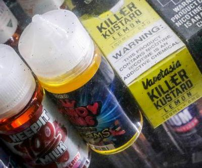 Michigan bans flavored e-cigarettes day after New York