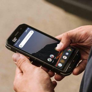 Verizon and Cat team up to bring customers the ultra-rugged S48c smartphone