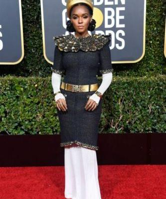 The Best Dressed Celebrities at the 2019 Golden GlobesJanelle