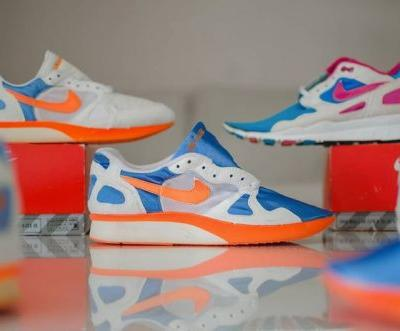 A Look at a Rare Nike Air Mariah x Air Flow 1987 Hybrid Prototype