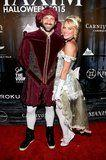 Just Like Their Dance Moves, Maksim and Peta's Halloween Costumes Are Always on Point