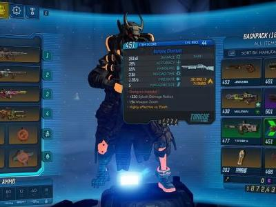 Borderlands 3: How to Get the Lord of the Rings Shotgun