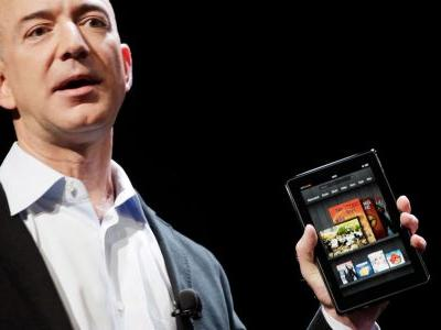 A barrage of new gadgets proves that Amazon is so relentless that it will even compete with its best friends