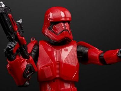 Rise of Skywalker's Sith Trooper Revealed!
