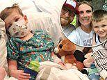 Boy, 5, will have to avoid scary movies for life due to a rare brain disease