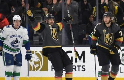 Canucks fall to Golden Knights as losing streak reaches 7 games