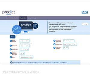 New Web Tool Can Predict Need for Treatment in Early Prostate Cancer