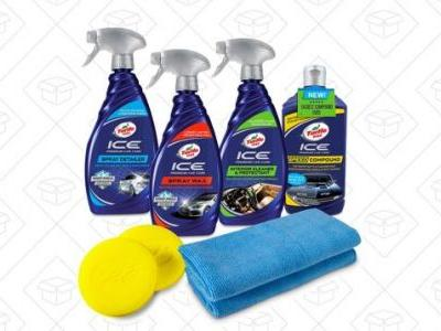 Make Your Car Look Brand New With This $19 Car Care Kit