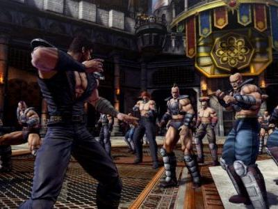 Fist of the North Star: Lost Paradise Gets Combat Trailer