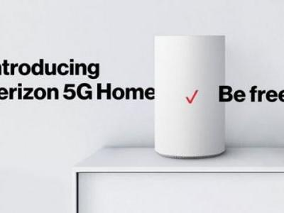 Verizon's $50 5G Home Internet Service Launching October 1 With No Data Caps