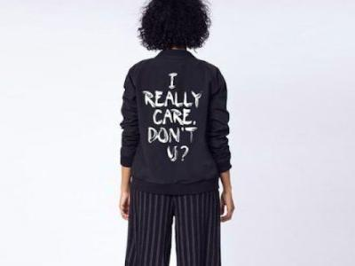 'I Really Care' Clothing Exists - And It's Selling Out