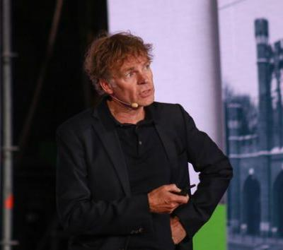 """Winy Maas at Living Environment: """"There Are Four Important Points for the Development of Contemporary Housing"""""""