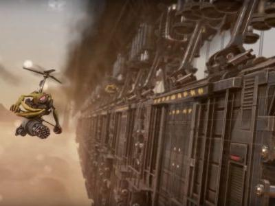 Oddworld: Soulstorm Receives New Trailer Showcasing Its Graphical Leap