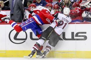 Coyotes take advantage of Capitals' PK struggles in 4-1 win