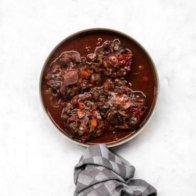 Incredible Oxtail Stew