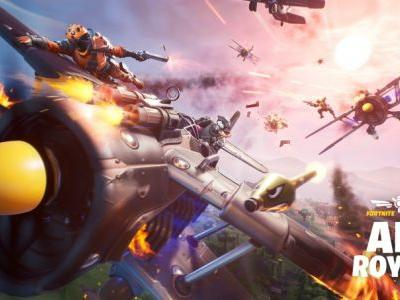 Fortnite's Next Bonkers Update Introduces Dogfighting