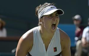 Oh Canada! Teen Andreescu upsets Kerber to win Indian Wells
