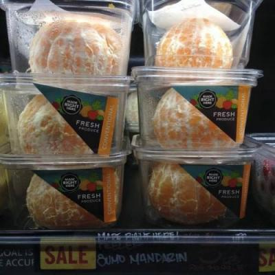 A Well-Balanced Meal.of Packaging? A perspective on Sustainable and Edible Packaging
