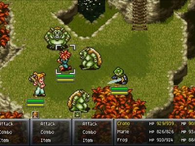Chrono Trigger PC Update Adds New Battle UI, Improved Cutscene Resolution