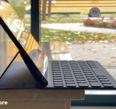Apple reportedly readying an iPad Pro Smart Keyboard with built-in trackpad