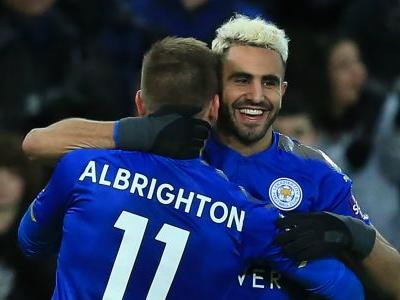'He showed his quality' - Puel singles out Mahrez for praise after Leicester City's victory