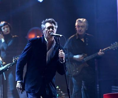 Watch Roxy Music Reunite At Their Rock & Roll Hall Of Fame Induction