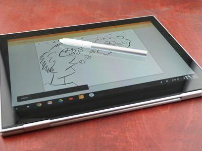 Google's new Chrome OS tablet is the latest device to appear in leaked images
