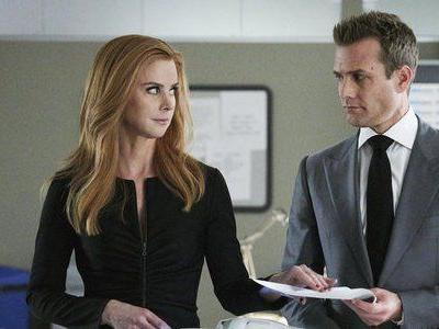 Suits Stars Say Fans Will 'Be Happy' With Harvey And Donna Romance In Season 9