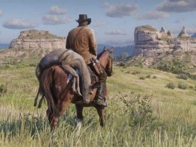 Rockstar Worked '100-Hour Weeks' Making Red Dead Redemption 2
