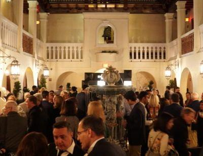 Elite Traveler Hosts Private Dinner at Art Basel Miami