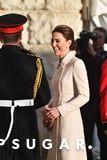 Kate Middleton Is All Smiles During a Surprise Appearance at the Beating Retreat Ceremony
