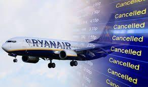 Thousands of passengers affected by Ryanair pilot's strike, UK-Ireland flights cancelled