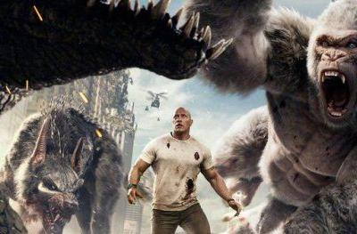Will The Rock's Rampage Become Another Jumanji-Sized
