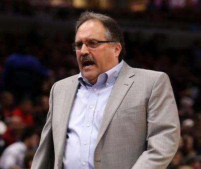 Report: Pistons Want Stan Van Gundy Back Next Season