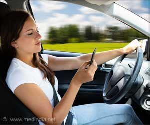 Texting while Driving More Common among Millennial Than Older Parents