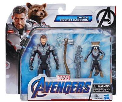 Official Avengers: Endgame Toy Lines Revealed by Hasbro!