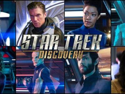 Star Trek: Discovery Season 2 New Cast & Character Guide