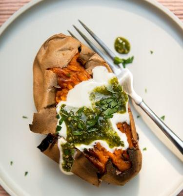 The Absolute Best Way to Cook Sweet Potatoes This Summer