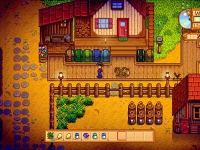 Stardew Valley is approaching one million copies sold on Switch