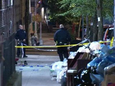 Police: Person in Michael Myers mask shoots teen girl, man in New York