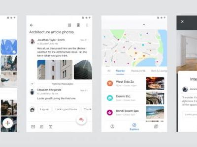 Leaked Google video shows smart redesigns for key Android apps
