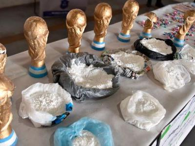 Argentine police busted the 'Narcos de la Copa': smugglers hiding cocaine in fake World Cup trophies