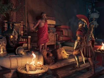 Assassin's Creed Odyssey Season Pass Includes Two Remastered Games, New DLC Story Missions, And More