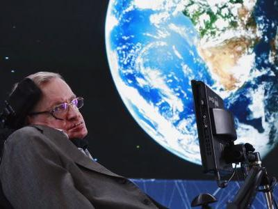 A brief history of Stephen Hawking's time on planet Earth in one graphic