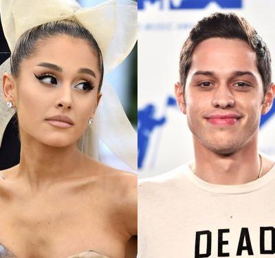 Ariana Grande knew Pete Davidson was the one on the day they met: 'I'm marrying him.'