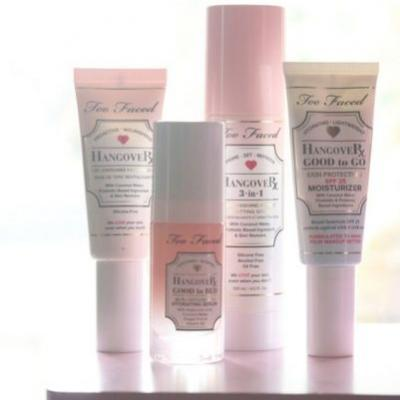 New Skin Care From Too Faced