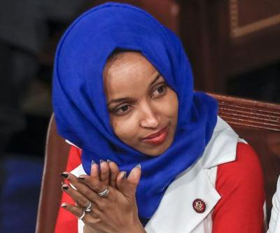 Rep. Omar apologizes for tweets about support for Israel