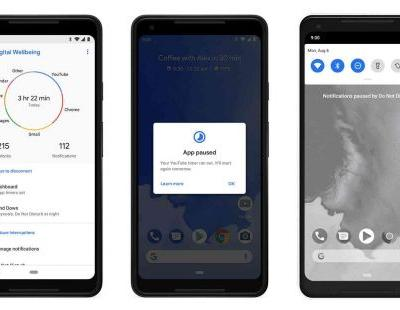 Google's Digital Wellbeing app graduates from beta, available to all Pixel and Android One phones with Pie